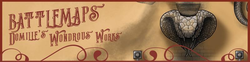 Domille's Wondrous Works