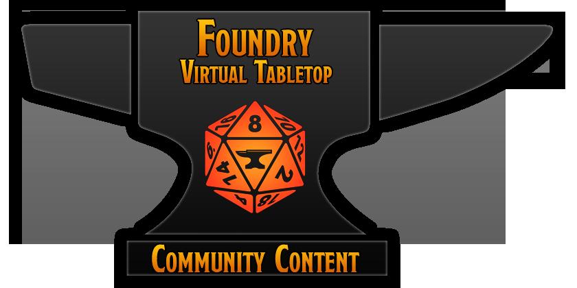 FVTT Community Content Anvil