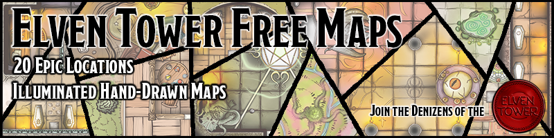 Elven Tower's Free Maps