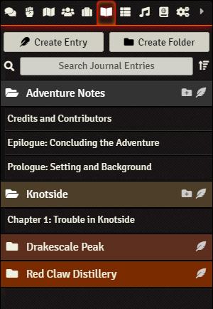 Journals - Directory