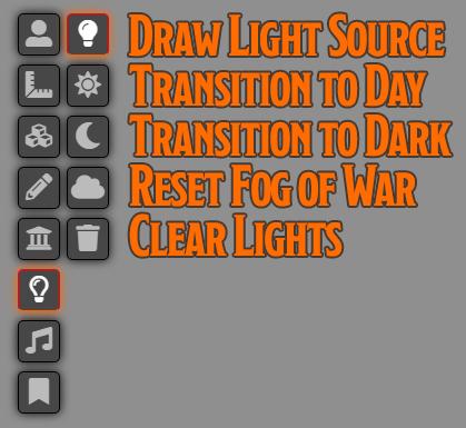 Lighting - Layer Control Diagram