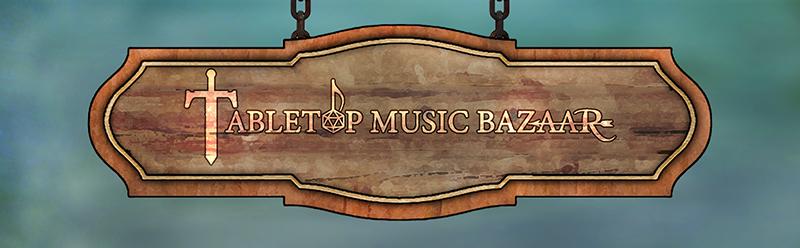 Tabletop Music Bazaar